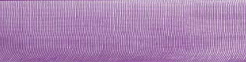 Plain organza Ribbons_Purple