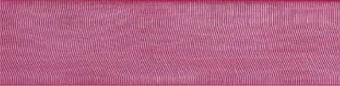 Plain organza Ribbons_Wine