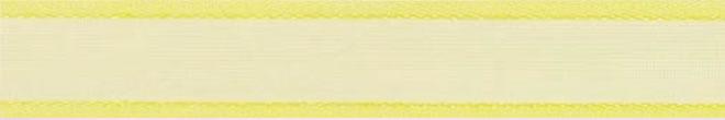 Organza_ribbons_Bright Yellow